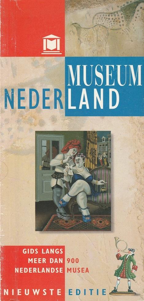Nederland Museumland 1992 Loek de Leeuw