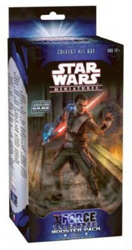 The Force Unleashed: A Star Wars Miniatures Game expansion Wizards of the Coast