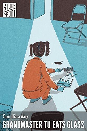 Grandmaster Tu Eats Glass  by  Xuan Juliana Wang
