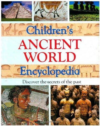 Childrens Ancient World Encyclopedia K M Santon