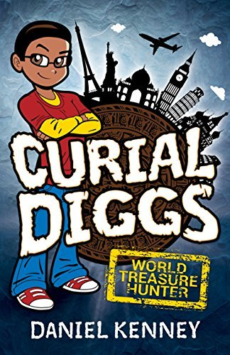Curial Diggs: The Search For The Romanov Dolls  by  Daniel Kenney