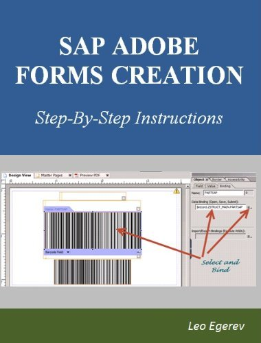 SAP Adobe Forms Creation  by  Leo Egerev