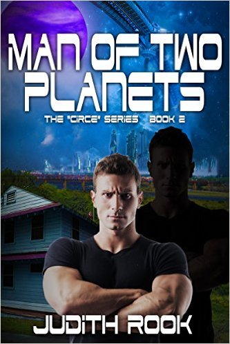 Man Of Two Planets  by  Judith Rook