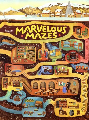 Marvelous Mazes Juliet Snape