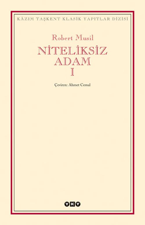 Niteliksiz Adam I Robert Musil