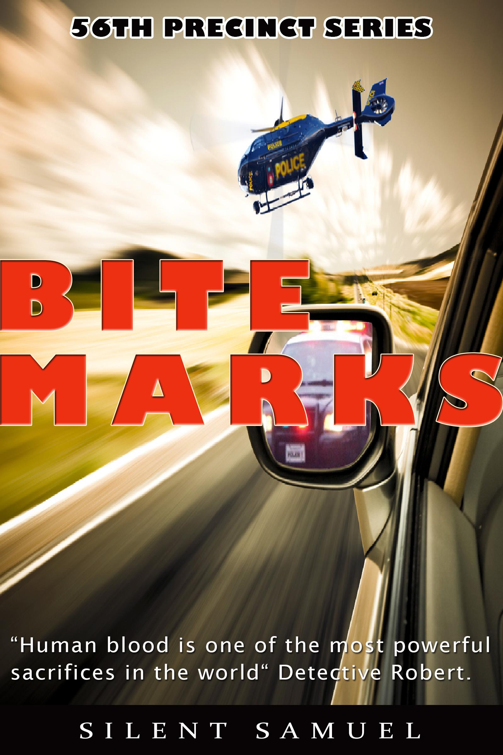 Bite Marks  by  Silent Samuel