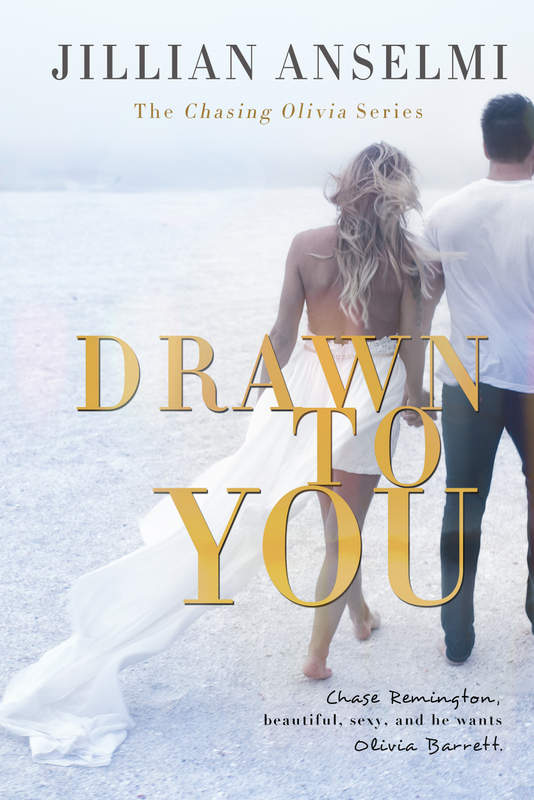 Drawn to You (Chasing Olivia, #1)  by  Jillian Anselmi
