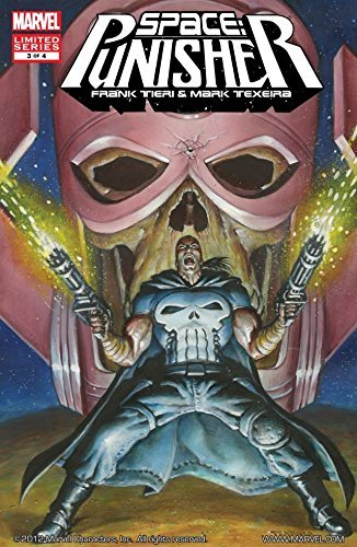 Space: Punisher #3 (of 4)  by  Frank Tieri