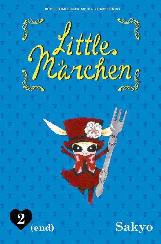 Little Marchen vol. 02 (Little Marchen, #2)  by  Sakyo