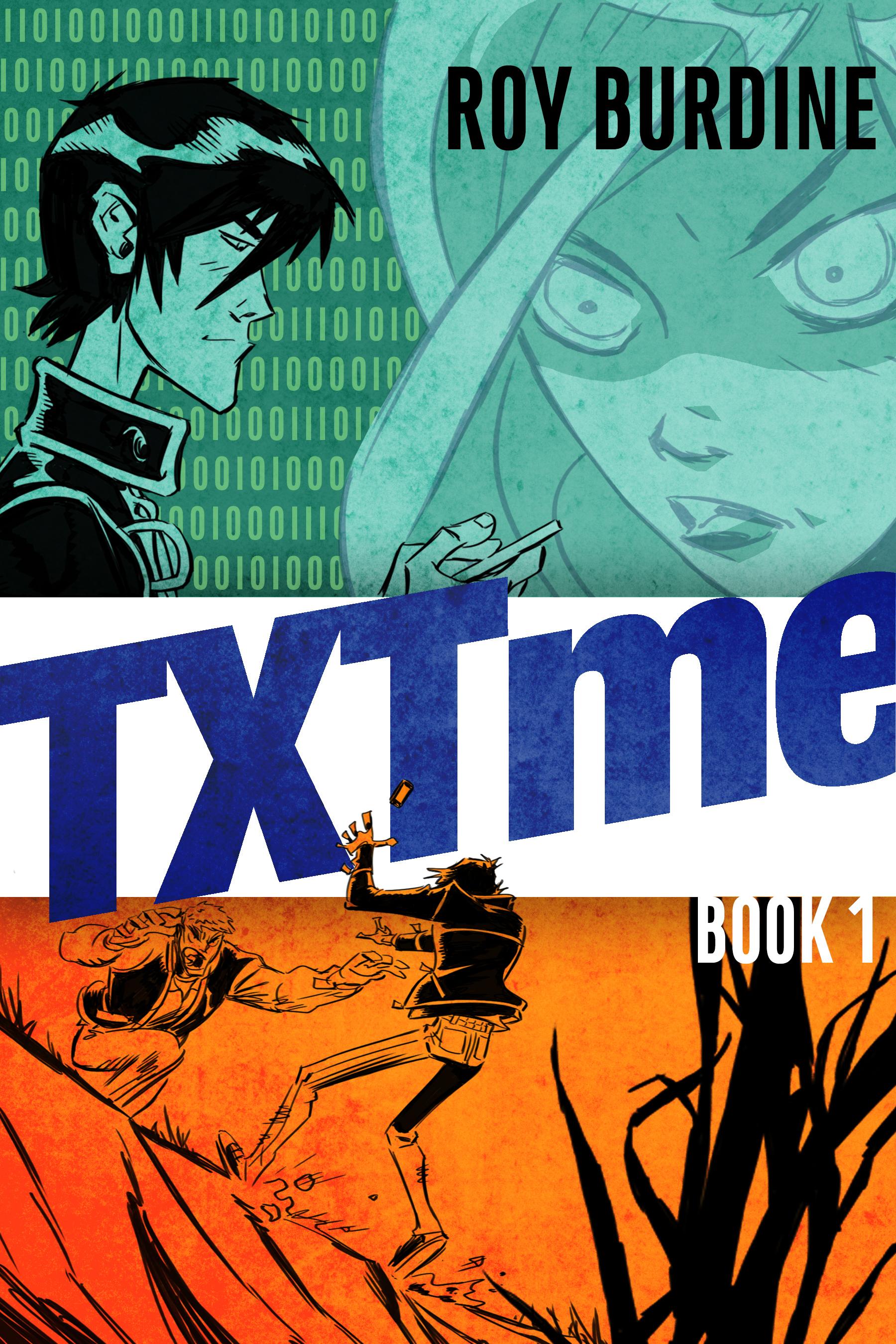 TXTme Book One Roy Burdine