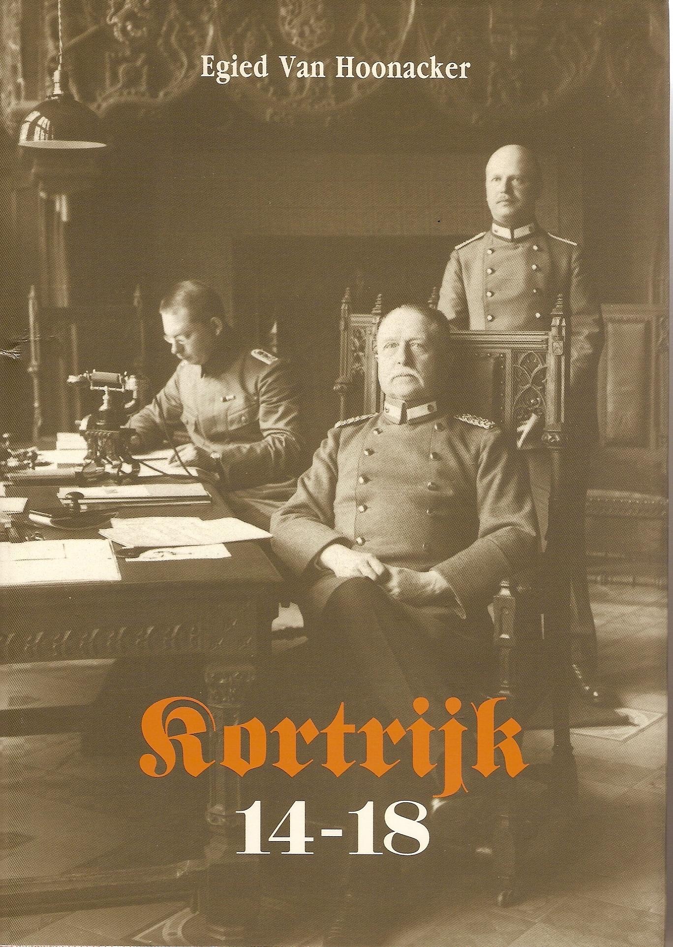 Kortrijk 14-18 Egied Van Hoonacker
