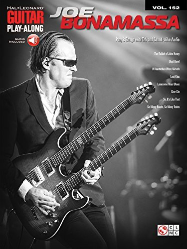 Joe Bonamassa: Guitar Play-Along Volume 152  by  Joe Bonamassa
