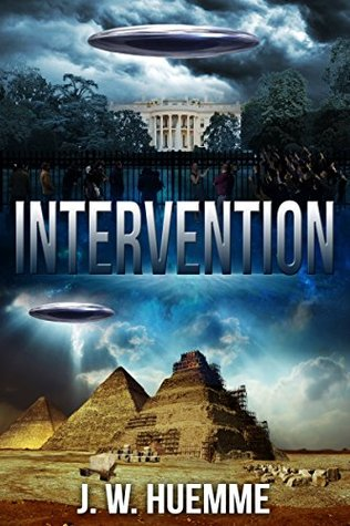 Intervention: A Science Fiction Adventure Nancy Halseide