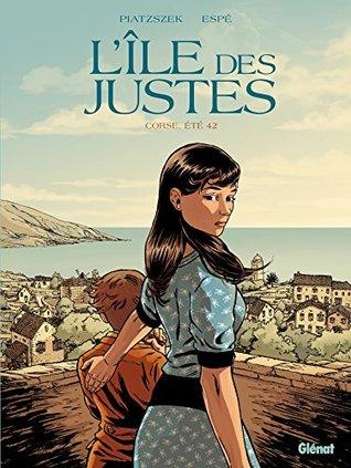 Lîle des Justes : Corse, été 42  by  Stéphane Piatzszek