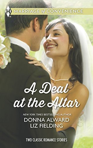 A Deal at the Altar: Hired the Cowboy / SOS: Convenient Husband Required by Donna Alward