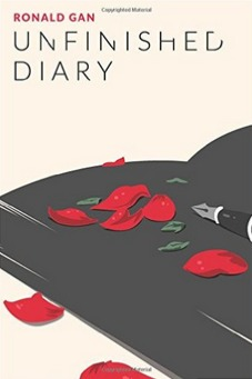 Unfinished Diary: The Story of Lucy Rosalinda  by  Ronald Gan