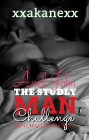 Axel John: The Studly Man Challenge  by  xxakanexx