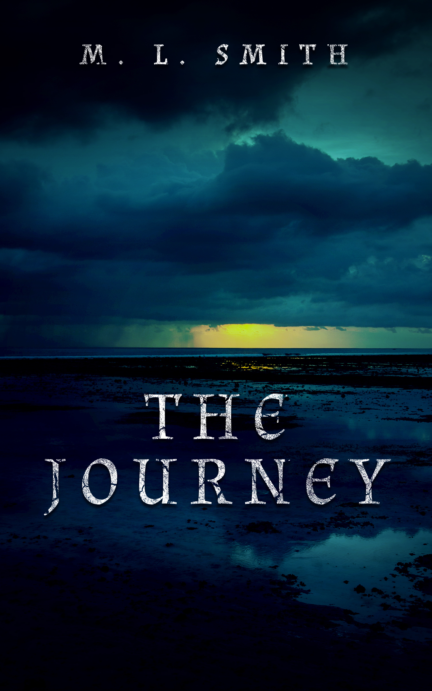 The Journey  by  M.L.   Smith