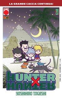 Hunter × Hunter #20 (Hunter x Hunter, #20)  by  Yoshihiro Togashi