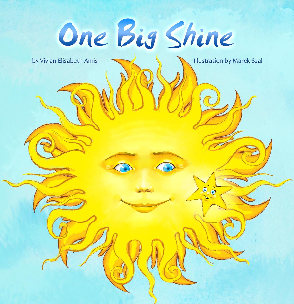 One Big Shine  by  Vivian Elisabeth Amis