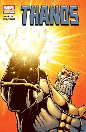 Thanos (2003-2004) #1  by  Jim Starlin