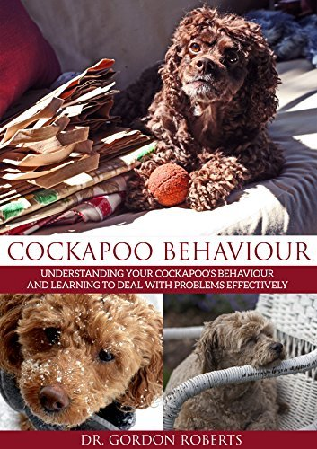 Cockapoo Behaviour: Understanding Your Cockapoos Behaviour and Learning to Deal with Problems Effectively Dr. Gordon Roberts BVSc MRCVS
