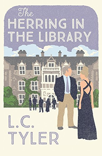 Herring in the Library (The Elsie and Elthelred Series)  by  L.C. Tyler