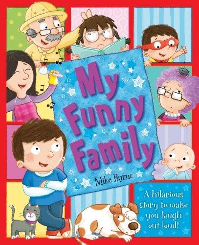 My Funny Family Igloo Books Ltd