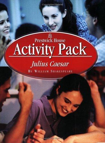Julius Caesar Activity Pack William Shakespeare