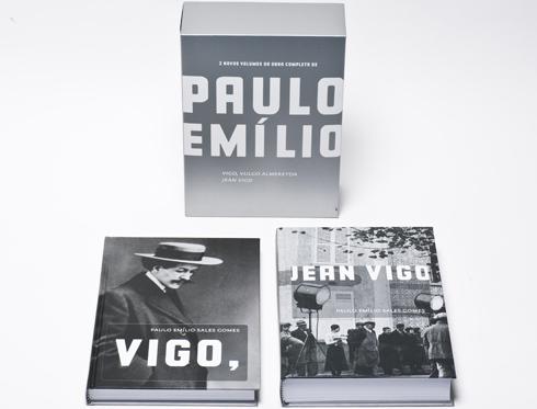 Caixa Paulo Emílio Paulo Emílio Sales Gomes