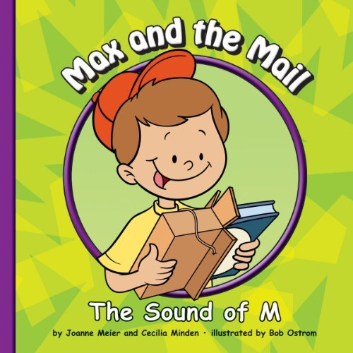 Max and the Mail: The Sound of M  by  Joanne Meier