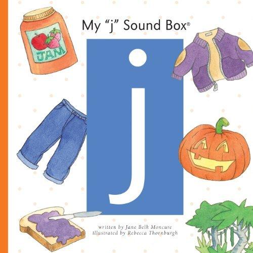My j Sound Box (Sound Box Books) Jane Belk Moncure