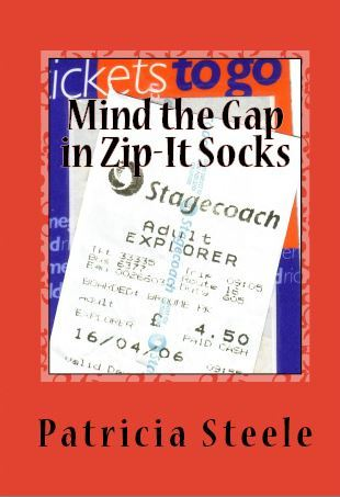 Mind the Gap in Zip It Socks  by  Patricia Steele