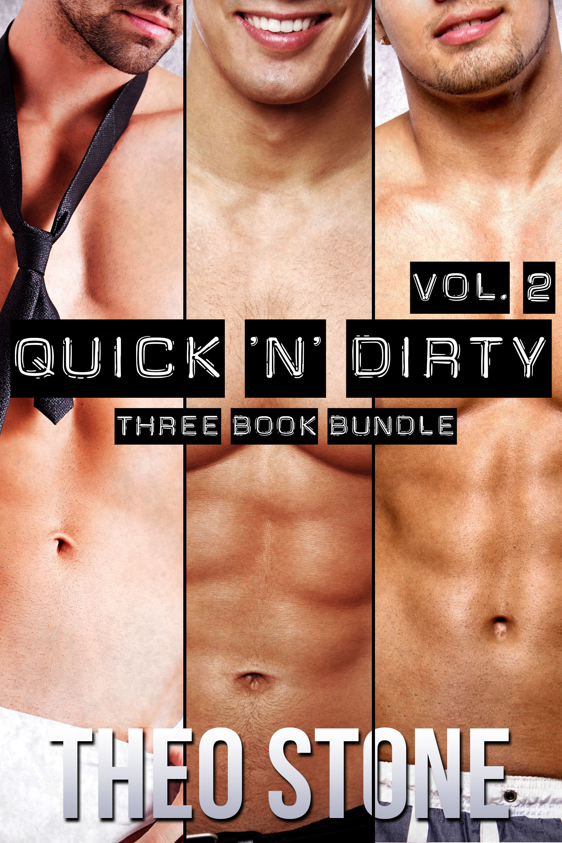 Quick N Dirty Vol. Two  by  Theo Stone