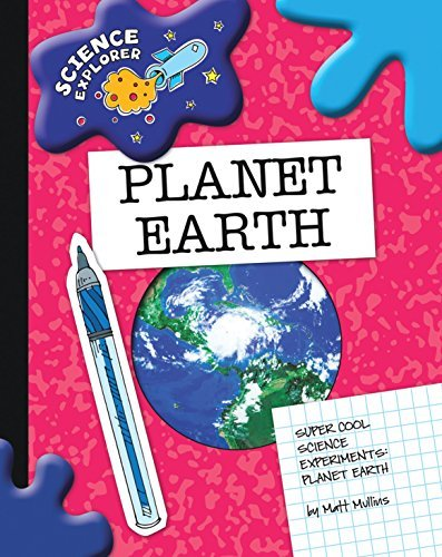 Planet Earth  by  Matt Mullins