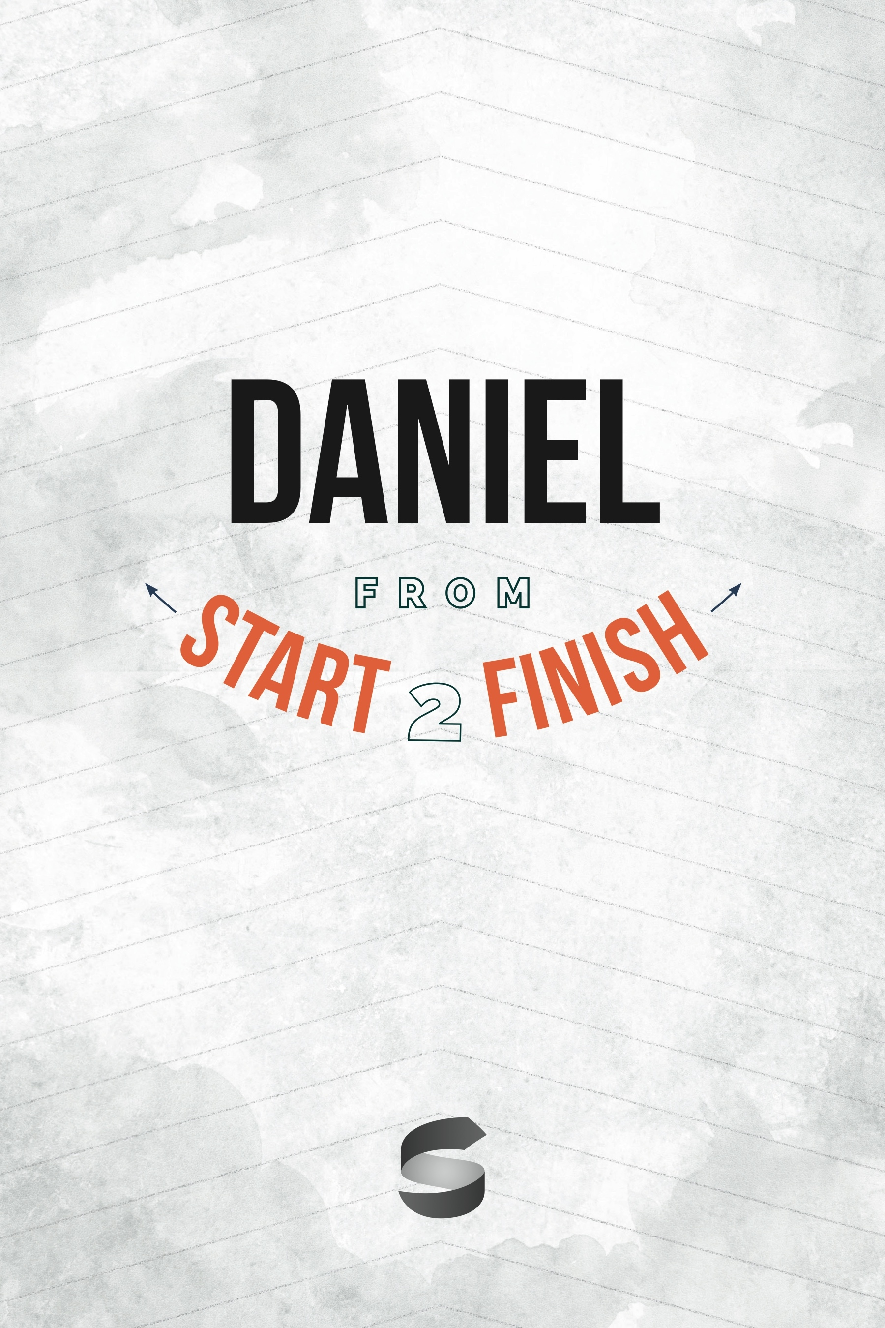 Daniel from Start2Finish  by  Michael  Whitworth