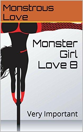 Monster Girl Love 8: Very Important Monstrous Love