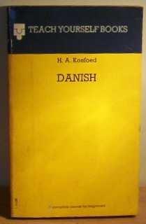 Teach Yourself Danish (Teach Yourself Books) H. A. Kiefied