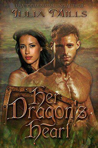 Her Dragons Heart (Dragon Guard, #8)  by  Julia Mills