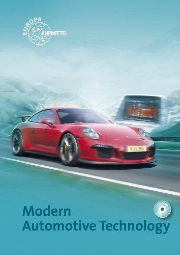 Modern Automotive Technology - Fundamentals, service, diagnostics Fischer, Richard