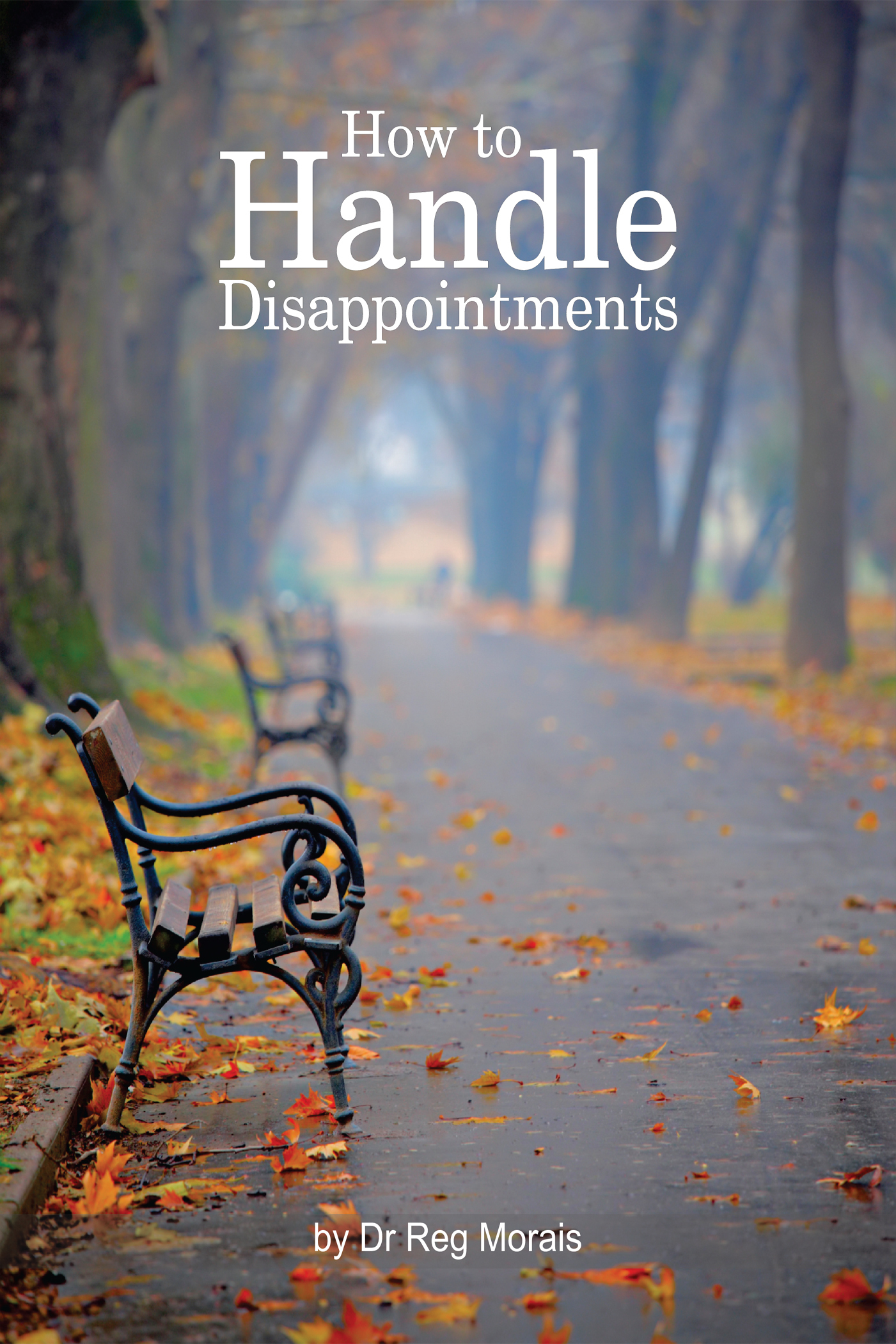 How to Handle Disappointments  by  Reg Morais