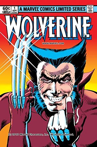 Wolverine (1982) #1 (of 4)  by  Chris Claremont