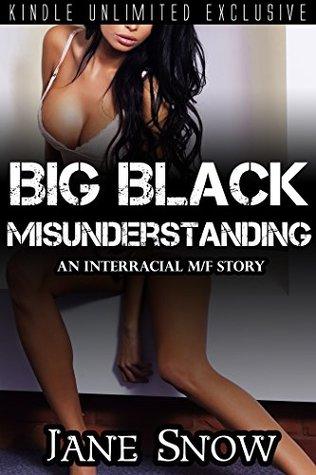 Big Black Misunderstanding Jane Snow