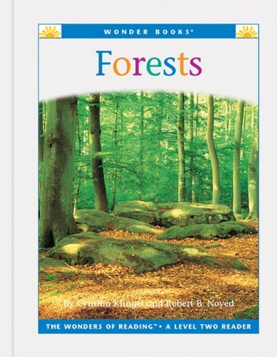 Forests (Nonfiction Readers: Level 2: Habitats)  by  Cynthia Klingel