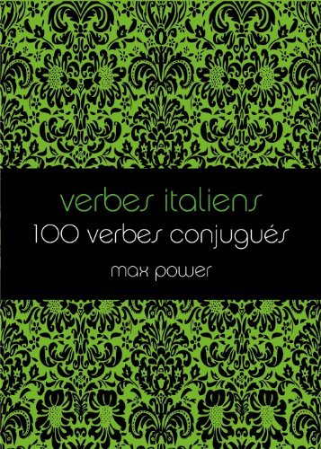 Verbes italiens Max Power