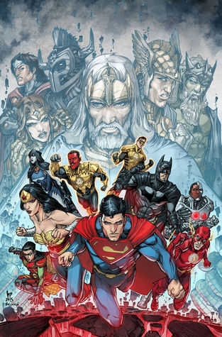 Injustice : Gods Among Us - Year Four  by  Brian Buccellato