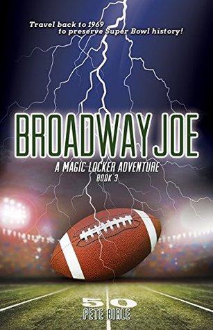 Broadway Joe  by  Pete Birle