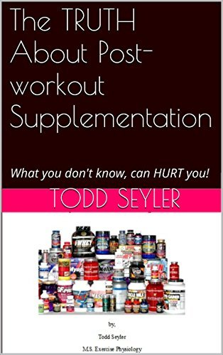 The TRUTH About Post-workout Supplementation: What you dont know, can HURT you! Todd Seyler