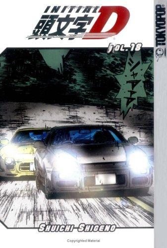 Initial D, Volume 18  by  Shuichi Shigeno