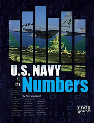 U.S. Navy  by  the Numbers (Military by the Numbers) by Amie Jane Leavitt